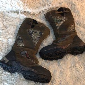 Cabela's winter boot 9.5 sent-lock Men's camo 🦌